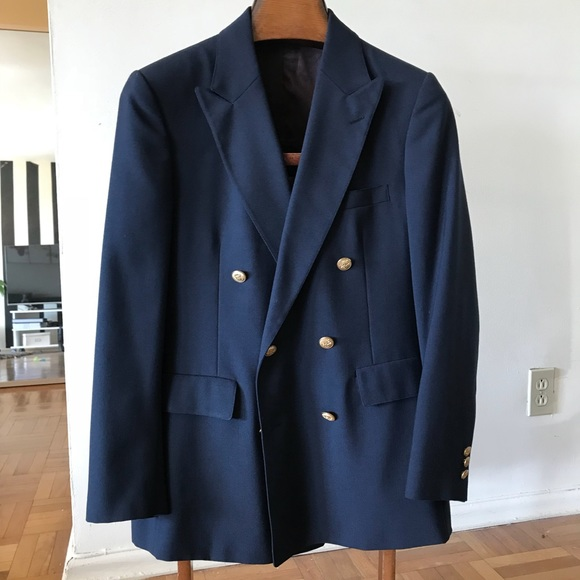 927fa1455b1e stanley blacker Suits   Blazers